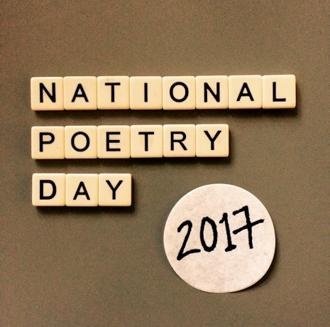 NationalPoetryDay2017