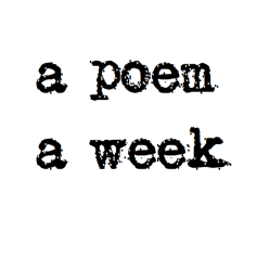 a poem a week itunes