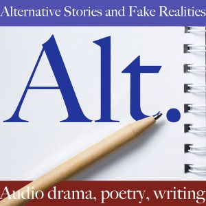 Alternative stories new logo